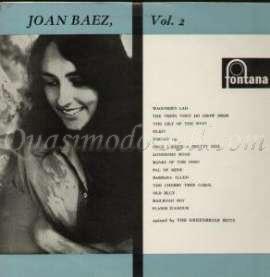 Joan Baez Discography